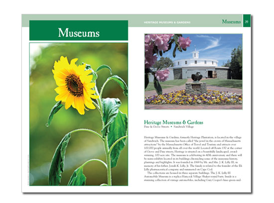 Sandwich Guidebook: museums